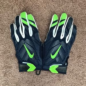 Nike Vapor Knit Football Receiver Gloves Size 3XL